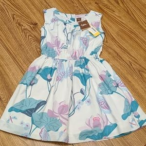 NWT - Tea Collection Girls Dress